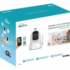 D-Link DCS 5000L Network surveillance camera pan / tilt