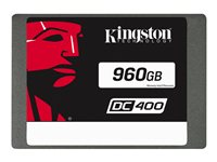 Kingston 960GB SSDNow DC400 SSD SATA 3 2.5 Para Servidor
