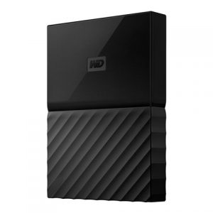 "WD MY Passport 2.5"" 1TB Black USB3.0"