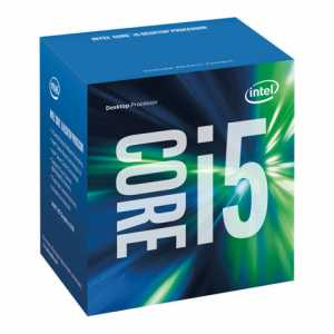 ITL i5 Core 3.5GHz (i5-7600) Graphics 6M processor LGA1151