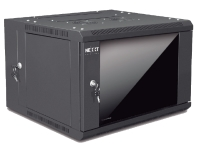 Nexxt 06U SKD Wall Mount Enclosure W600mm D550mm Black