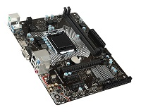 MSI H110M PRO-VH PLUS Motherboard Mini-ATX-LGA1151 Socket