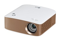 LG MiNi PROYECTOR LED PH150G 130 LUM WXGA 1280x720/VGA/HDMi