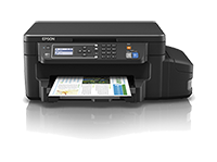 EPS MFP ECOTANK L606 PPM 33N/20C/USB/RED 10-100/WiFi/DUPLEX