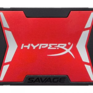 HYPERX 480GB Savage SSD Sata 3 2.5 (7mm height)