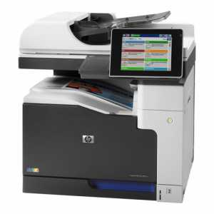 HP LaserJet 700 Color MFP M775dn Prntr