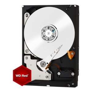 WD Red WD10EFRX 1TB SATA3 64mb IntelliPower