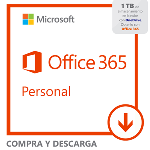 Microsoft ESD Office 365 Personal 32bit/x64 All Languages