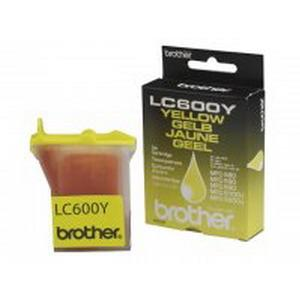 TINTA BROTHER LC-60Y YELLOW