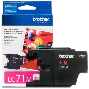 TINTA BROTHER LC71M MAGENTA