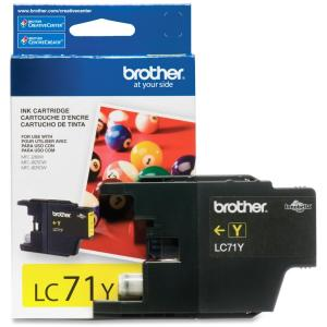 TINTA BROTHER YELLOW LC71Y