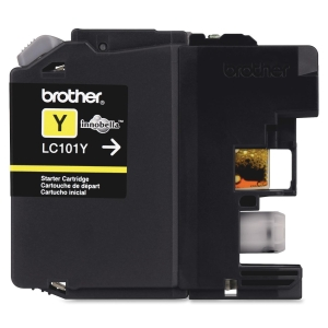 TINTA BROTHER LC101Y YELLOW