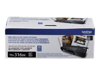 BROTHER TONER TN-316BK PARA 3500 PAGiNAS NEGRO