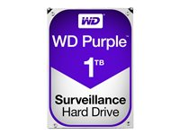 WD D/S Purple WD10PURZ  1TB Surveillance 64mb IntelliPower
