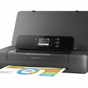 HP Impresora Portatil OfficeJet 200 10ppm/9ppm USB/Wireless
