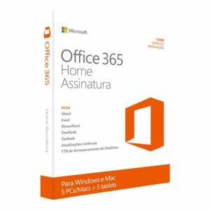 Microsoft ESD Office 365 Home 32-bit/x64 All Languages