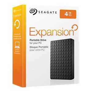 "Seagate Expansion 2.5"" 4TB USB3.0"
