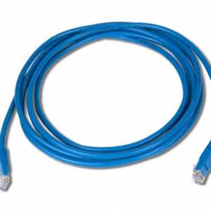 Furu Patchcord U/UTP Gigalan Cat6 LSZH 6.5ft blue