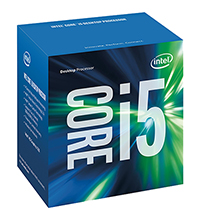 ITL I5-6400 6th GEN 2.7Ghz LGA 1151 6M