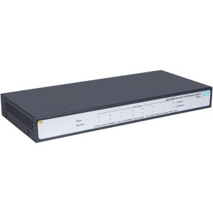 Switch Hewlett Packard HPE 1420 8G PoE+ (64W) Switch  -  JH330A