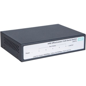 Switch Hewlett Packard HPE 1420 5G Switch  -  JH327A