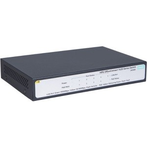 Switch Hewlett Packard HPE 1420 5G PoE+ (32W) Switch  -  JH328A