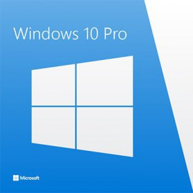 MS OEM WIN 10 Pro 32Bits Spa DVD