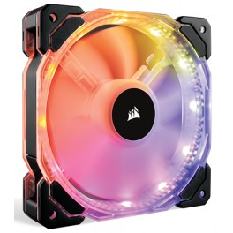 Ventiladores o Fan Cooler   Corsair High Performance cooling  RGB LED 120mm Fan  -  CO-9050065-WW