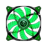 Ventiladores o Fan Cooler  CGR Ventilador CFD-120mm Green  -  35120250094