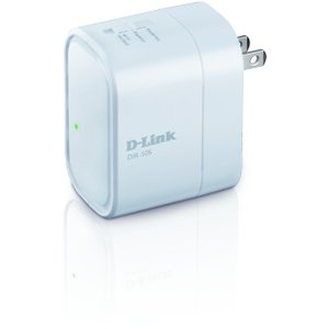 Router  D-Link   Travel router All-in-One mobile companio  -  DIR-505