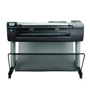Plotter  HP DesignJet T830 24-in Multifunction Printer  -  F9A28A#B1K