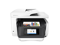 Impresora de Tinta Cartucho  HP Officejet Pro 8720 e-All-in-One Printer  -  D9L19A#AKH