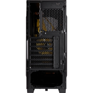 Gabinete  Corsair Case Carbide RGB  Mid Tower Spec 04 (Black/yellow)  -  CC-9011108-WW