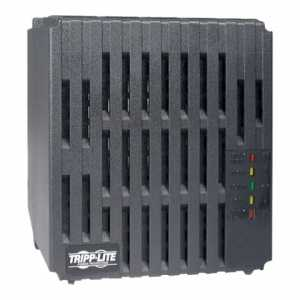 TRP Regulador 2000W Proteccion sobretension 6 tomacorrientes