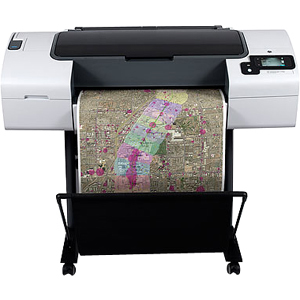 Plotter HP Designjet T790 24inPS ePrinter - CR648A#B1K
