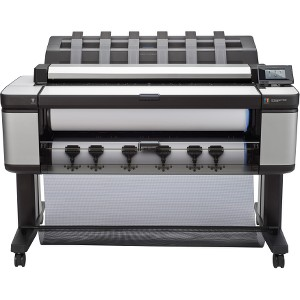 Plotter HP DESIGNJET T3500 EMFP PRINTER - B9E24B - B9E24B