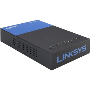 Router Linksys VPN Gigabit - LRT214
