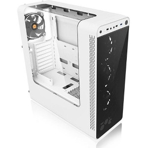 Case Gamer Tharmaltake  N27 SNOW RIING FAN - CA-1G7-00M6WN-WT