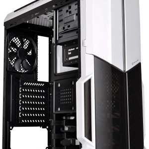 Case THERMALTAKE VERSA N21 SNOW Blanco WIN SGCC - CA-3D9-50M6WU-00